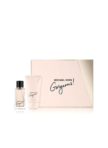 Michael Kors Gorgeous Kadın Holiday Set Parfüm 50 Ml Renksiz